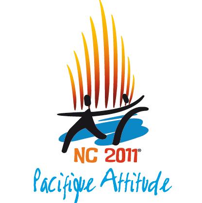 Lancement des Jeux du Pacifique